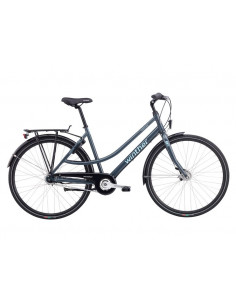 Winther 900 DA 54cm N7 RB Shiny grey/blue 2016