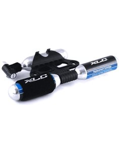 XLC Co2 pumpe m/ 3 patroner