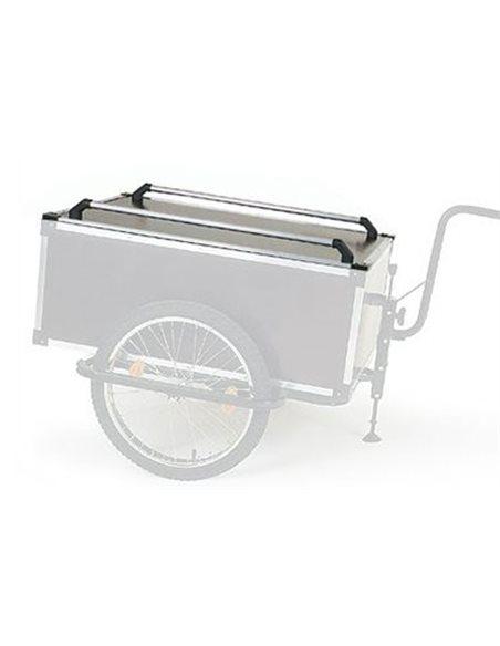 Roland Jumbo Dobbelt Arm Cykeltrailer