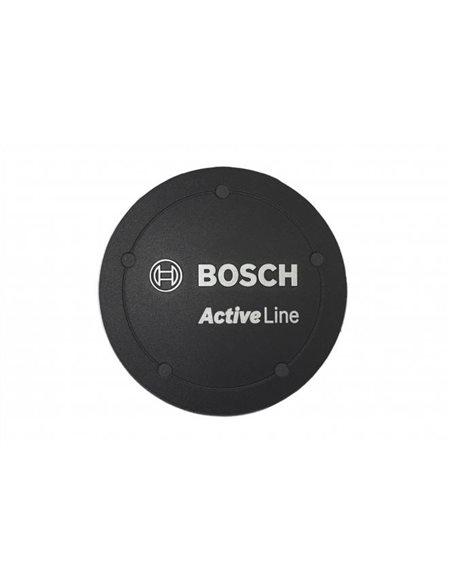 Bosch Active Line Logo Cover til motor sort