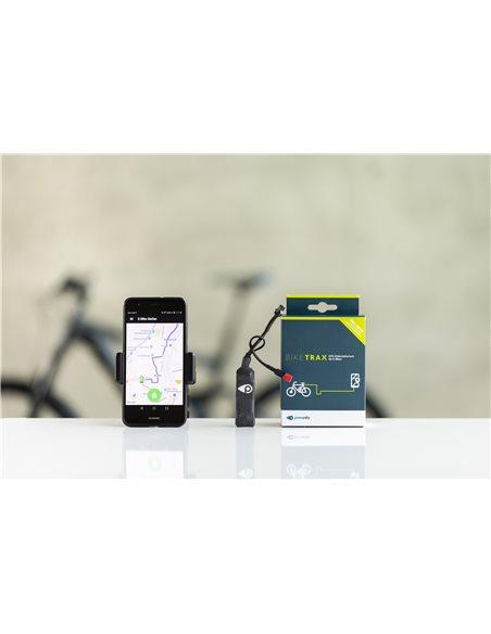BikeTrax GPS tracker til Elcykel