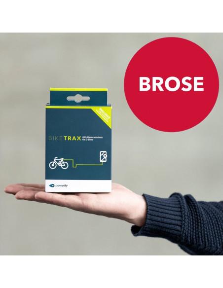 BikeTrax GPS tracker til Elcykel med Brose