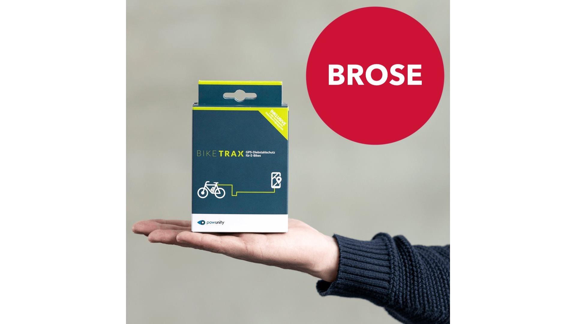 BikeTrax GPS tracker til Elcykel med Brose | computere > tilbehør