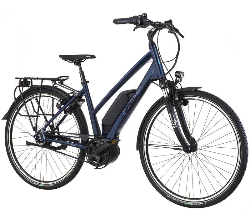 Gudereit EC-3.5 TR elcykel 2021