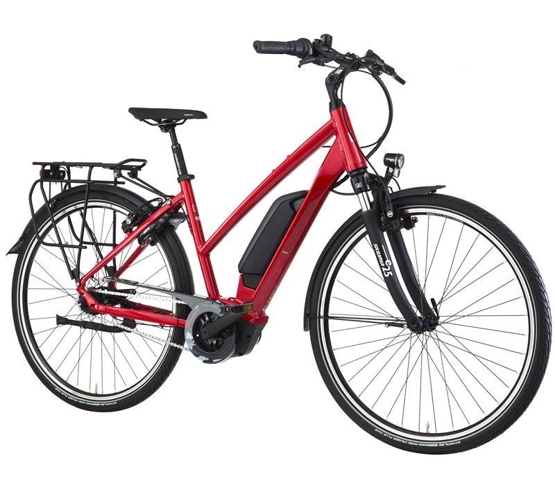 Gudereit EC-3 TR elcykel 2021
