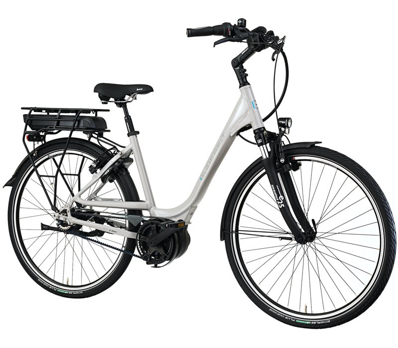 Gudereit EC-4.5 Wave elcykel 2021