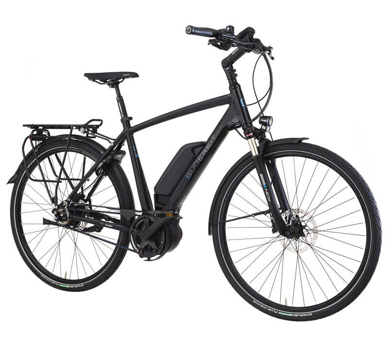 Gudereit ET-9 Basic HR elcykel 2021