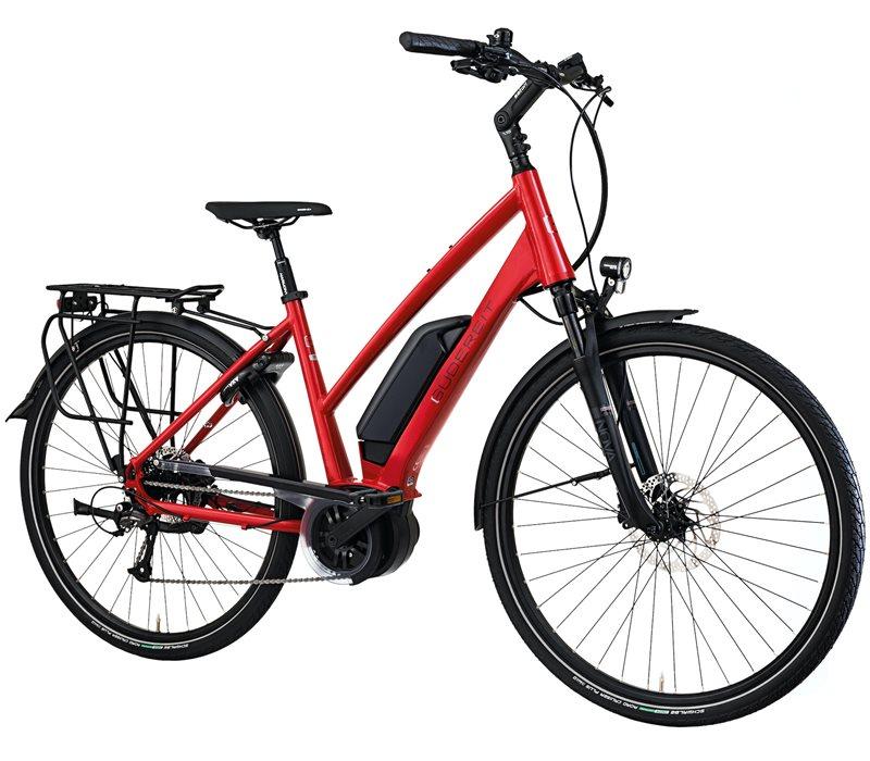Gudereit ET-3 TR elcykel 2021