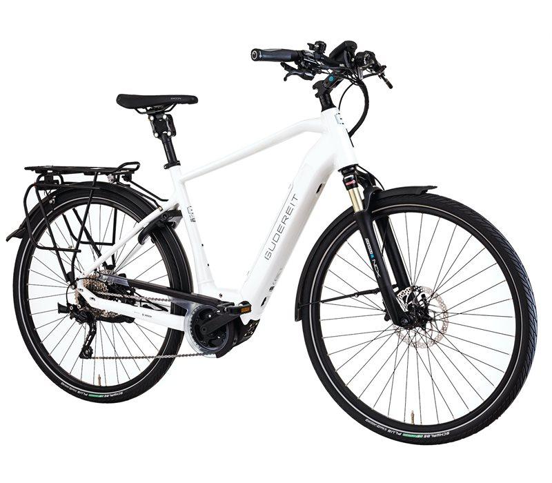 Gudereit ET-7.5 HR elcykel 2021