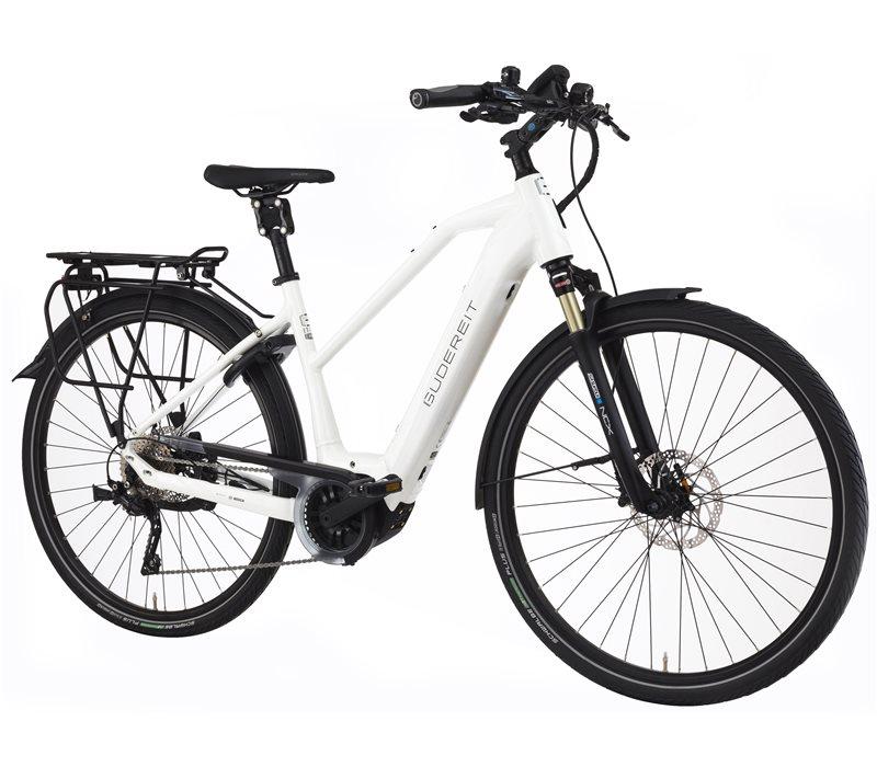 Gudereit ET-7.5 TR elcykel 2021