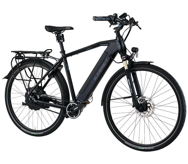 Gudereit ET-13 HR elcykel 2021