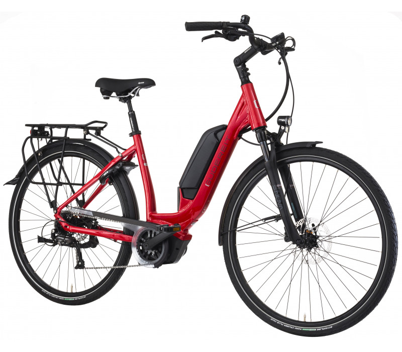 Gudereit ET-3 Mono elcykel 2021