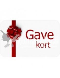 Gavekort, kr. 250,00