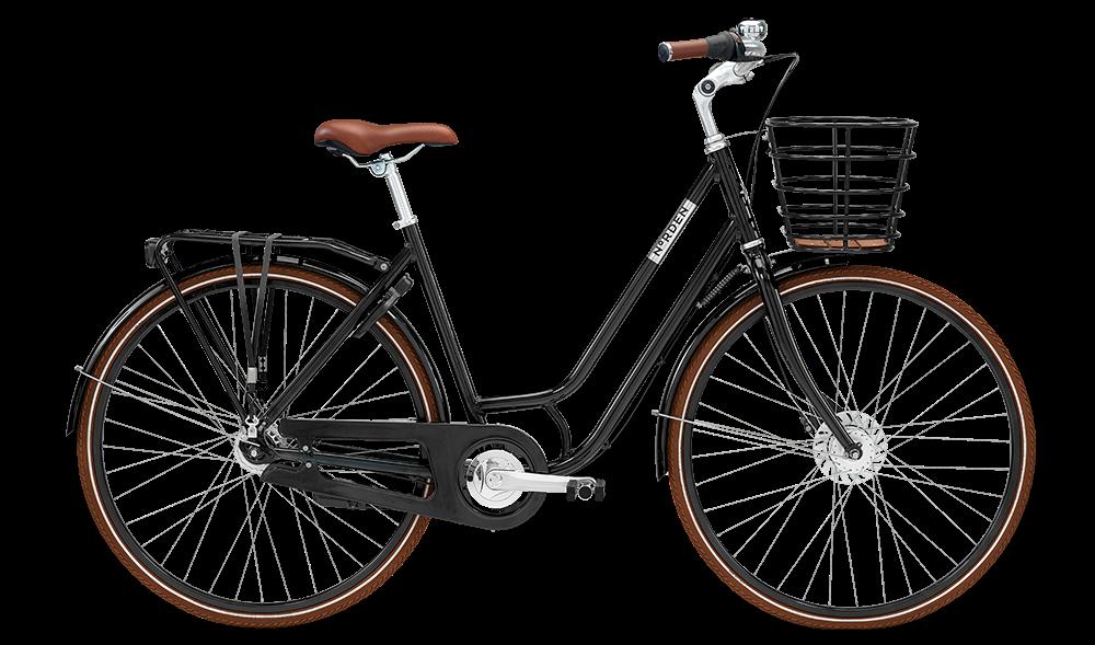 Norden Ellen DA N7 Sort | City-cykler