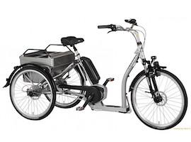 3-hjulede elcykler